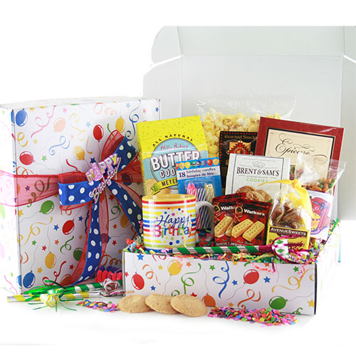 And Many More Birthday Gift Box