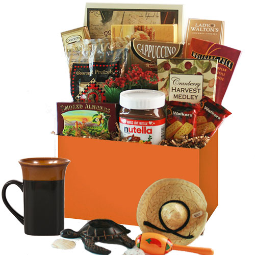The VIP Coffee Gift Basket
