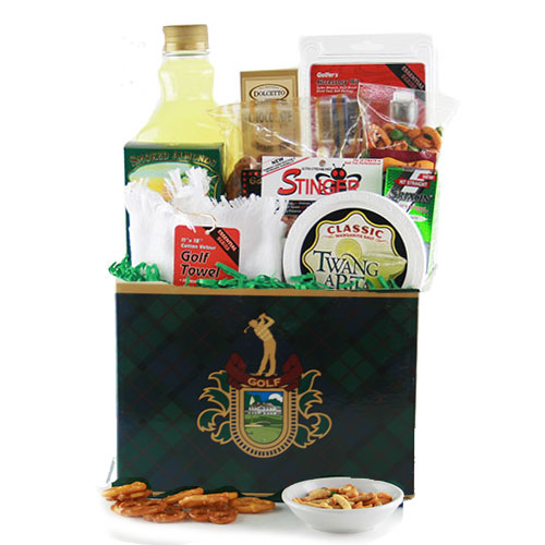 Back 9 Golf Gift Basket