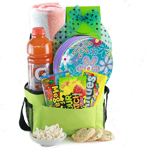 Beach Bum Beach Gift Basket