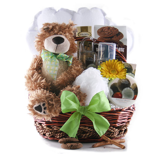 Beary Best Mom Mothers Day Gift