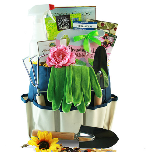 Bless My Bloomers Gardening Gift Basket OUT OF STOCK