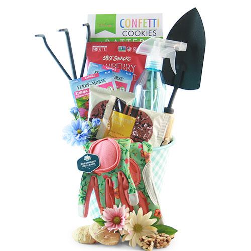 All that Blooms Gardening Gift Basket