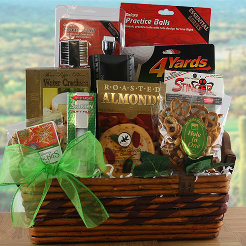 Bogey Golf Gift Basket