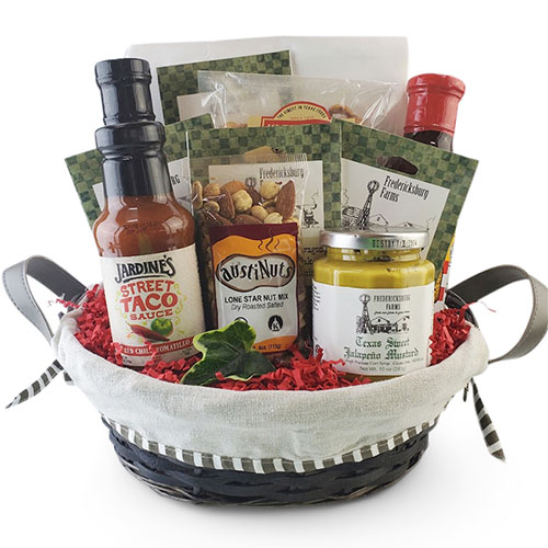 Born To Grill Grilling Gift Basket