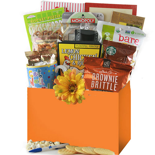 Bounce Back Get Well Gift Basket