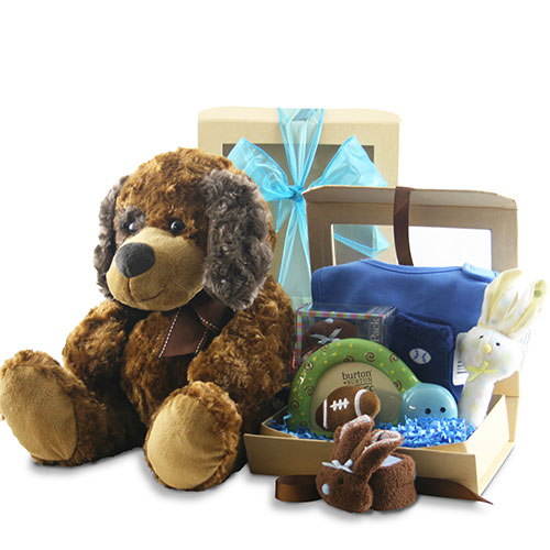 Just for Boys Baby Gift Set