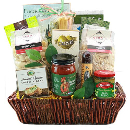 Lg Italian Gift Basket BP1001