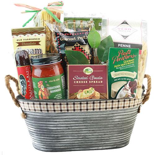 Med Italian Gift Basket BP1002