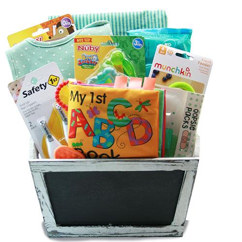 Sm Baby Gift Basket BP1004