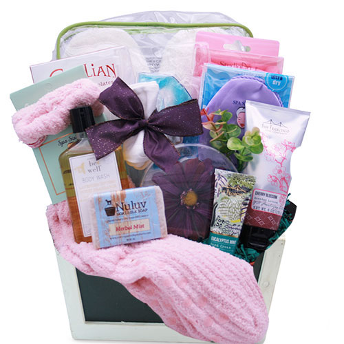 Sm Spa Gift Basket BP1004