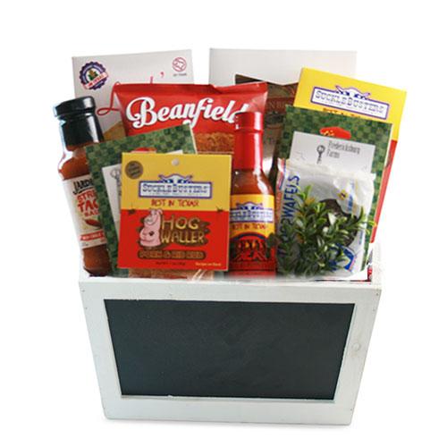 Sm Texas Gift Basket BP1004