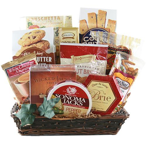 Med Gourmet Gift Basket BP1005