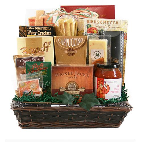 Med Italian Gift Basket BP1005