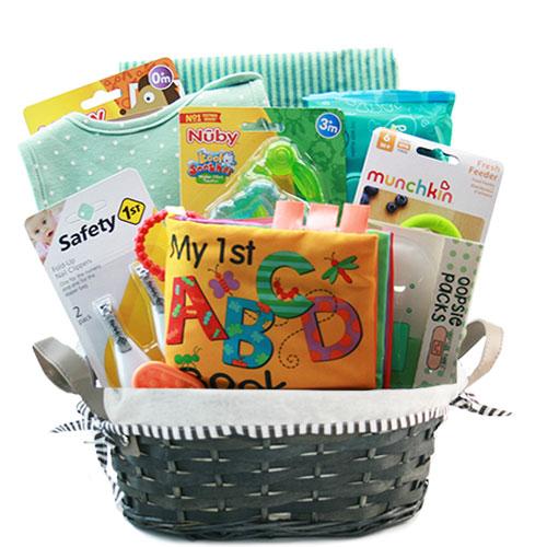 Sm Baby Gift Basket BP1005