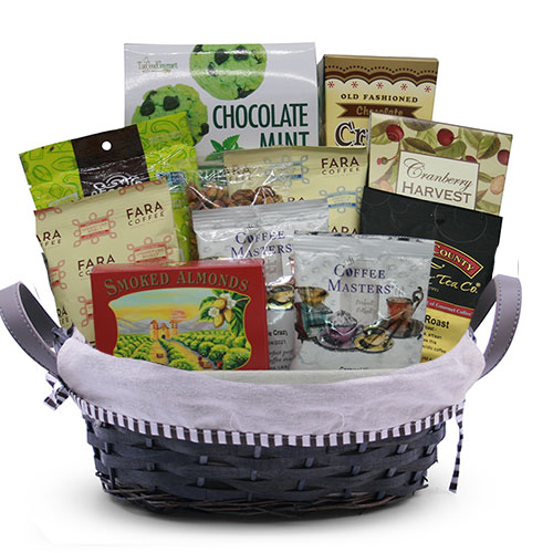 Sm Coffee Gift Basket BP1005