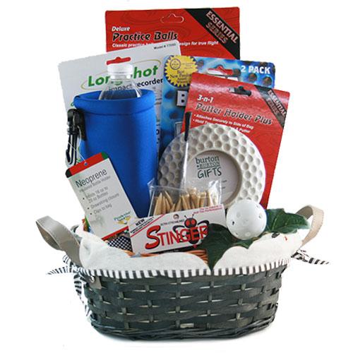 Sm Golf Gift Basket BP1005