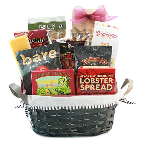 Sm Gourmet Gift Basket BP1005