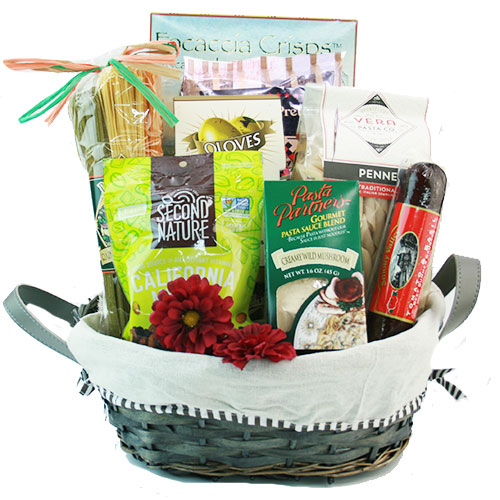 Sm Italian Gift Basket BP1005