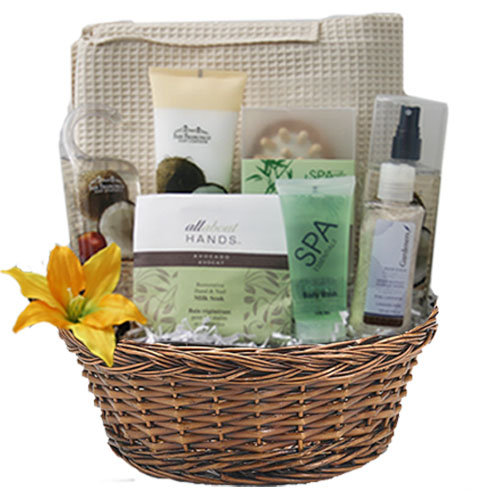 Med Spa Gift Basket BP1006
