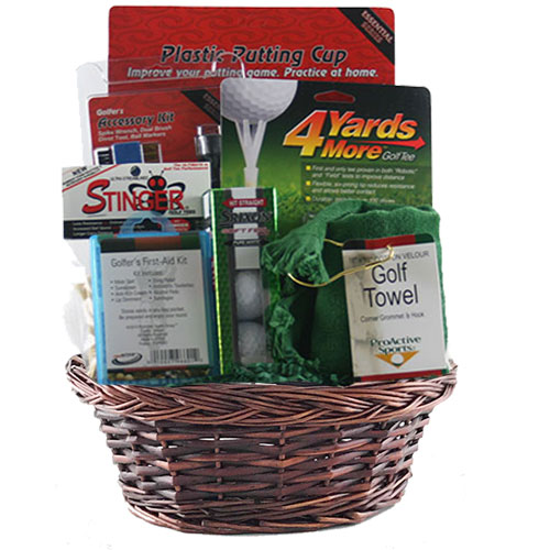 Sm Golf Gift Basket BP1006