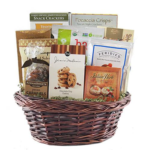 Sm Gourmet Gift Basket BP1006