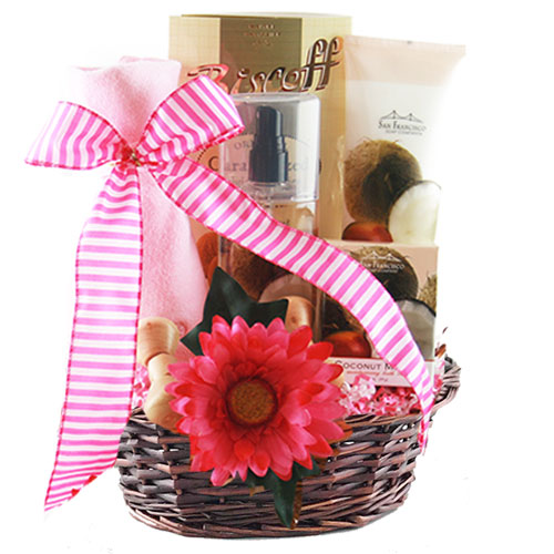 Sm Spa Gift Basket BP1006