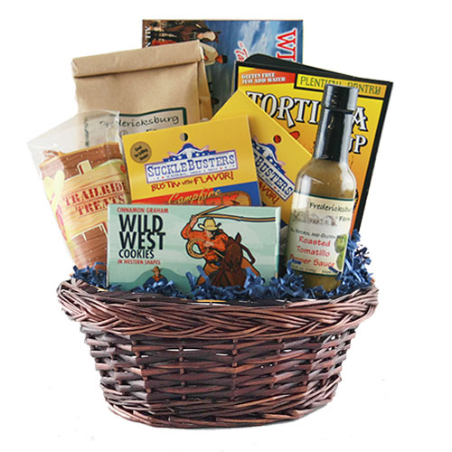 Sm Texas Gift Basket BP1006