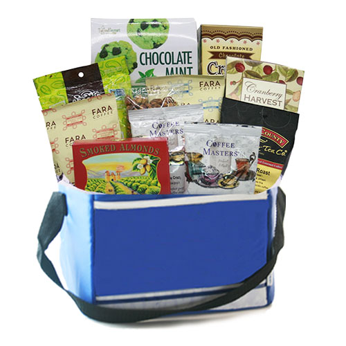 Sm Coffee Gift Basket BP1007