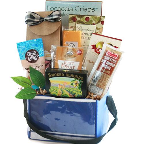 Sm Gourmet Gift Basket BP1007