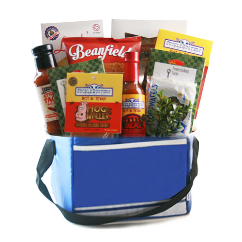Sm Texas Gift Basket BP1007