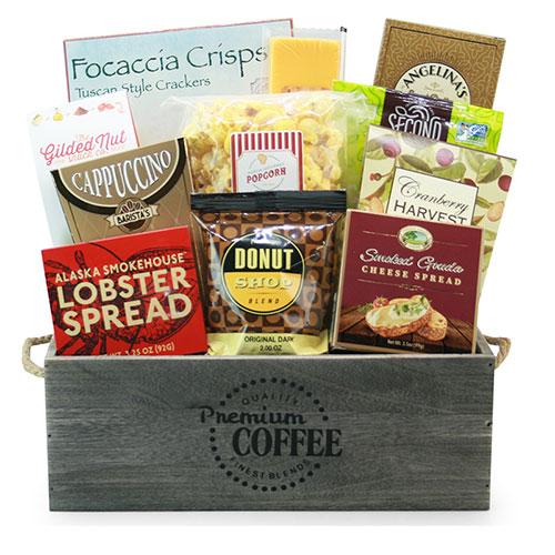Med Gourmet Gift Basket BP1008