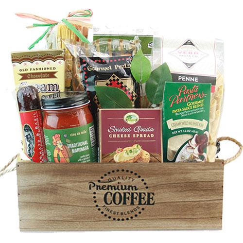 Med Italian Gift Basket BP1008