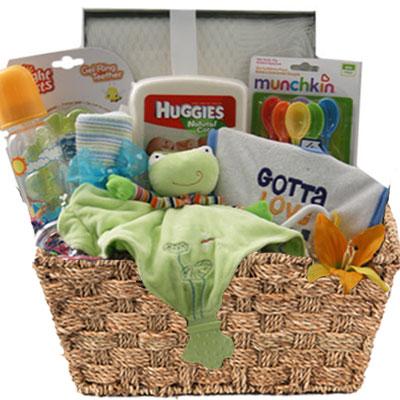 Med Baby Gift Basket BP1009