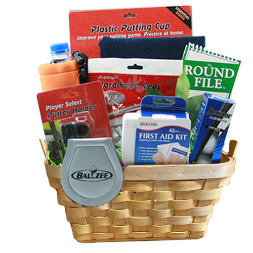 Sm Golf Gift Basket BP1009