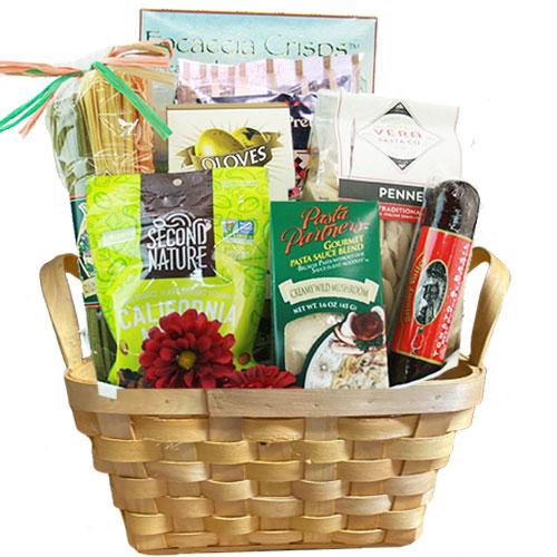 Sm Italian Gift Basket BP1009