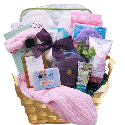 Sm Spa Gift Basket BP1009