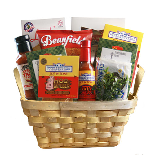 Sm Texas Gift Basket BP1009