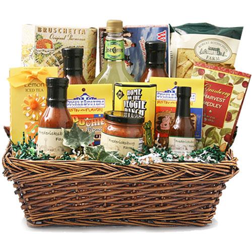Lg Texas Gift Basket BP1010