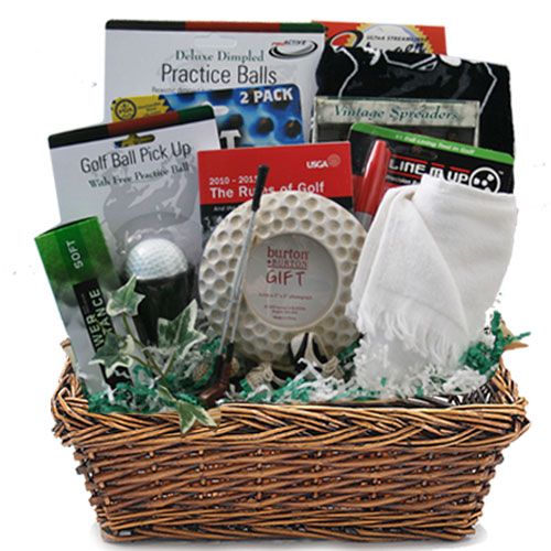 Med Golf Gift Basket BP1010