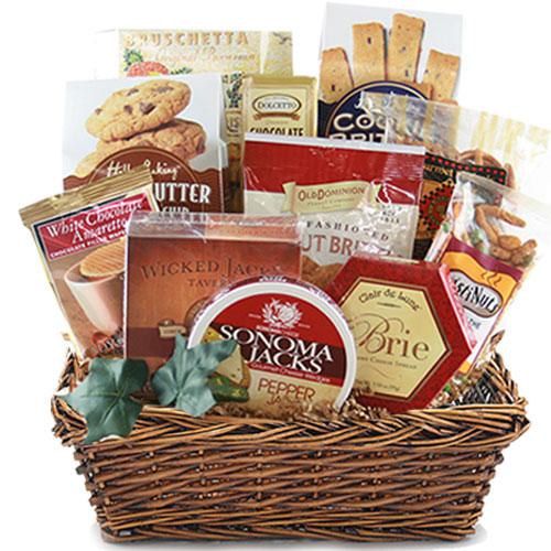 Med Gourmet Gift Basket BP1010