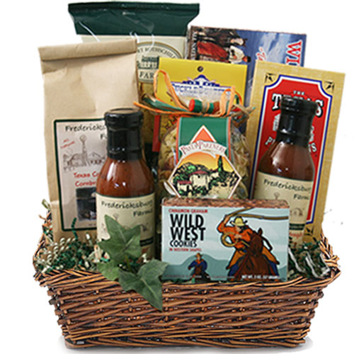 Med Texas Gift Basket BP1010