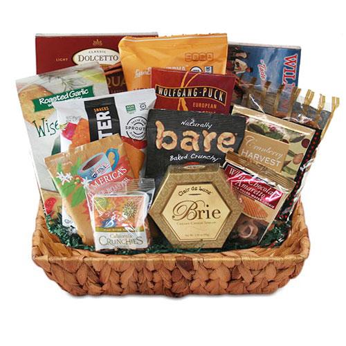 Med Gourmet Gift Basket BP1011