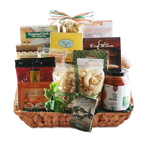 Med Italian Gift Basket BP1011