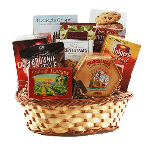 Med K Cup Gift Basket BP1011
