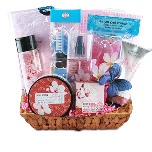 Med Spa Gift Basket BP1011