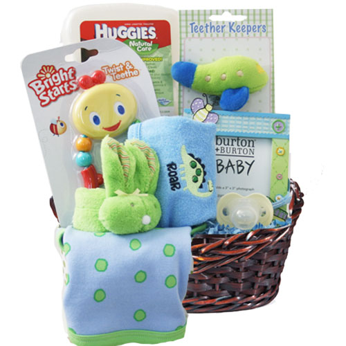 Sm Baby Gift Basket BP1011