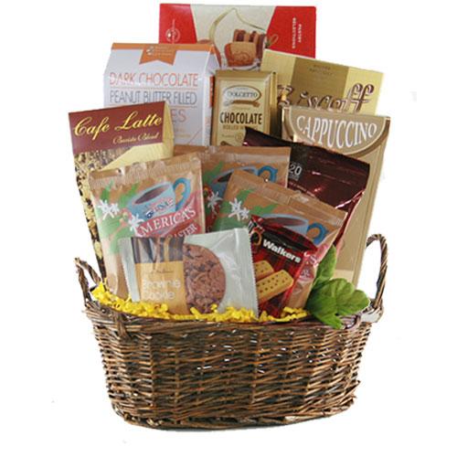 Sm Gourmet Gift Basket BP1011