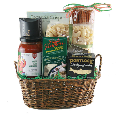 Sm Italian Gift Basket BP1011