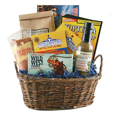 Med Texas Gift Basket BP1011